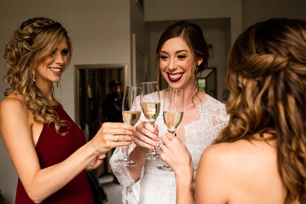 cheers to the bride to be