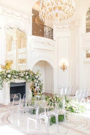 elegant French Chateau wedding ideas