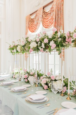 Bright And Sunny Flower Filled Springtime Wedding Ideas