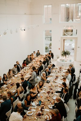 How To Have A Dinner Party Wedding In New York