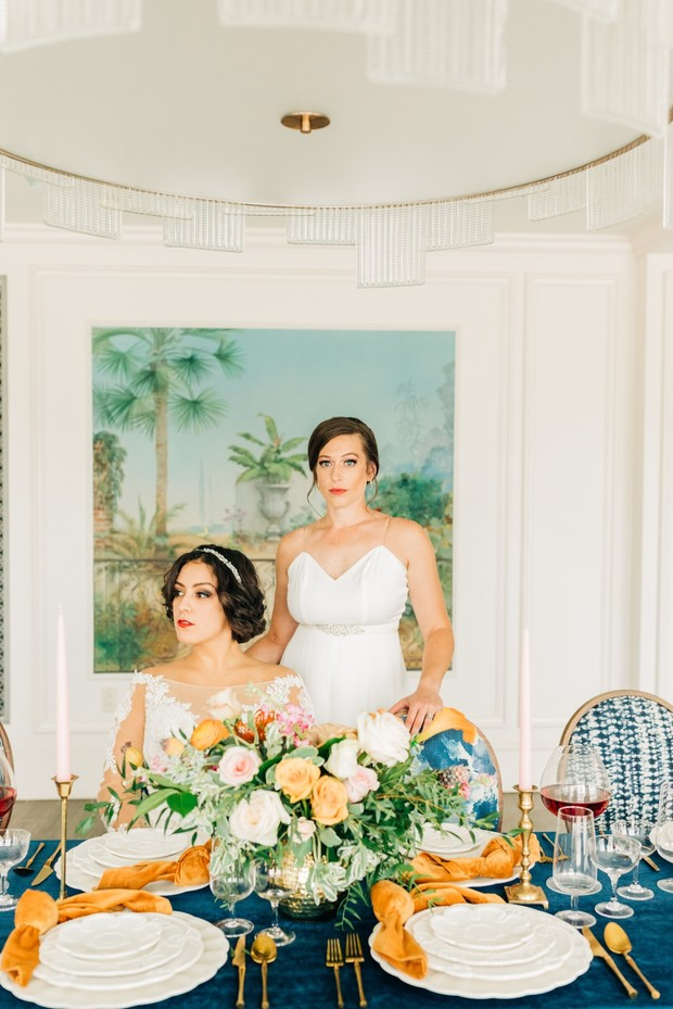 wedding ideas for your southern winter wedding