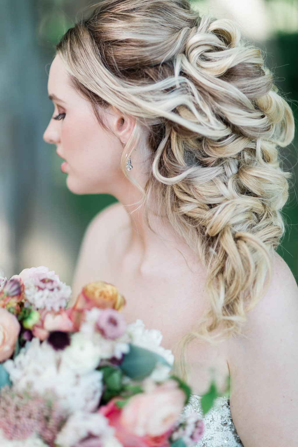 Bridal Hair Goodness!