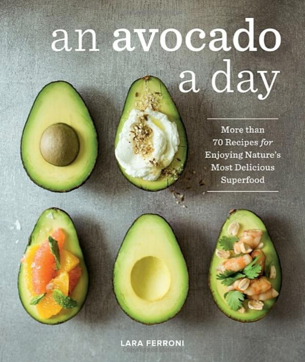 Avocado cookbook