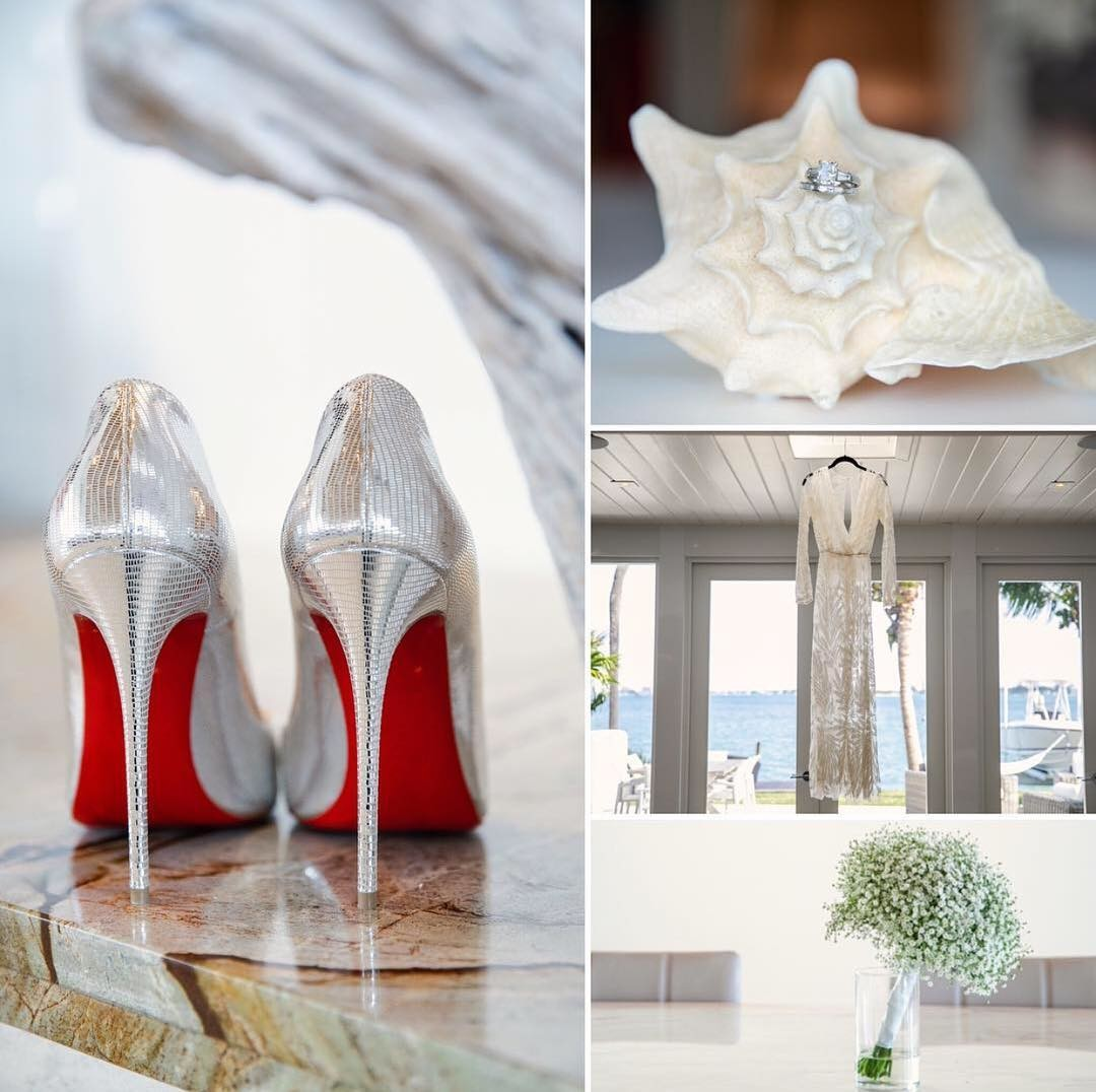 Bride's turn for detail shots, in love with the shoes shot and that dress is stunning!!