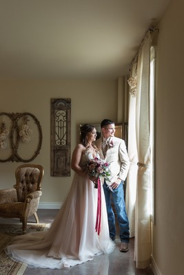 Dreamy Pink And Gold Wedding For Two Community Heroes
