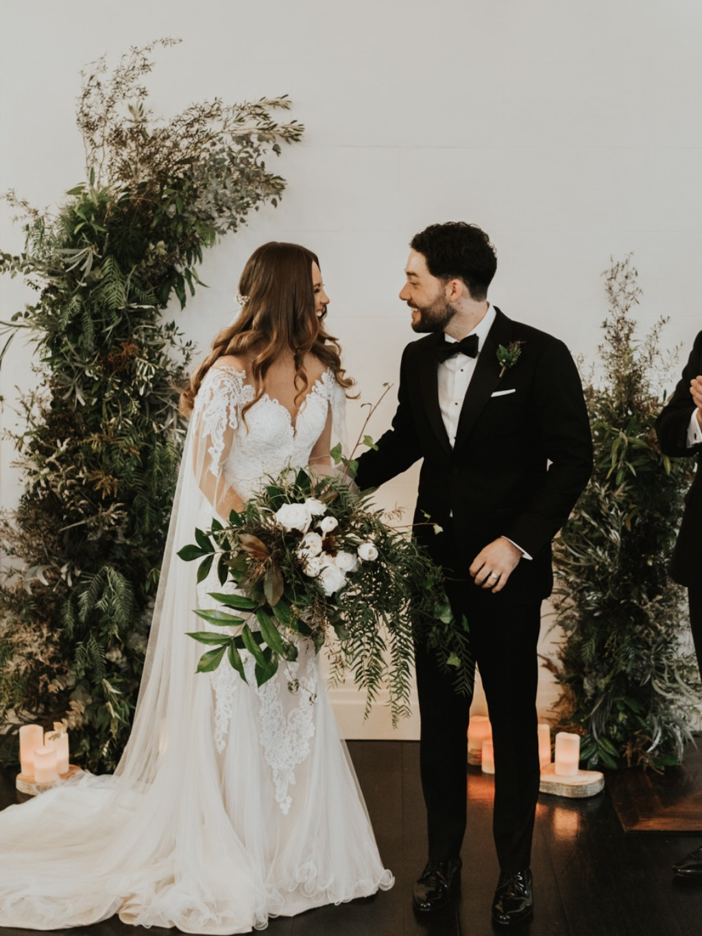 Jess and Chris's stunning boho style wedding with Brisbane Celebrant Cara Hodge