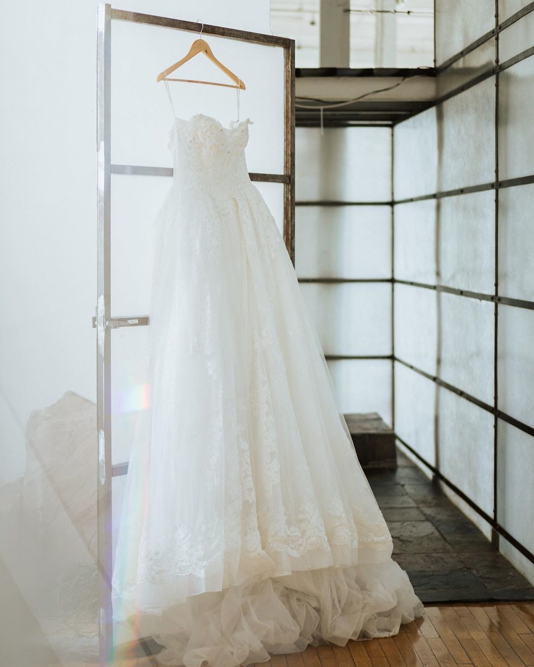 The perfect #DressShot, featuring Antoinette Gown Sweet
