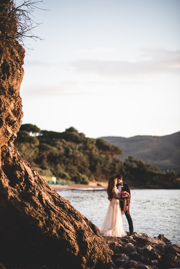 destination wedding on Isola d'Elba