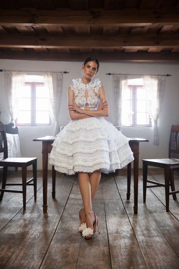 New Folk Collection from Daalarna Couture Takes Back Tradition