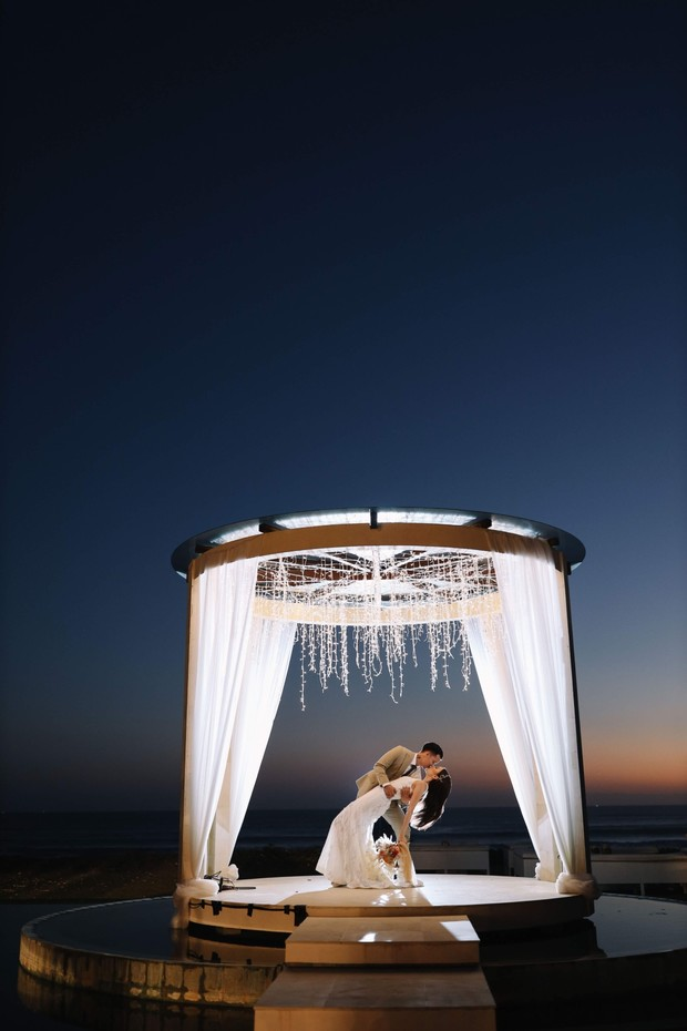 A Wedding In Bali With A Major Wow Factor
