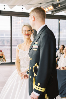 Modern Chic Winery Wedding In Washington DC