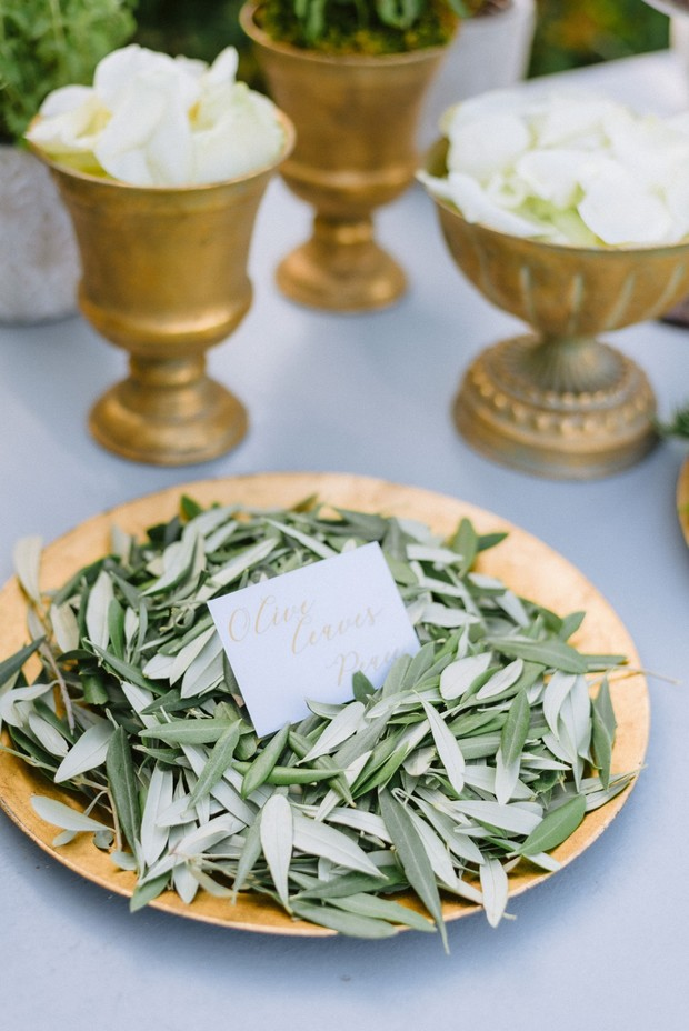 wedding herbs
