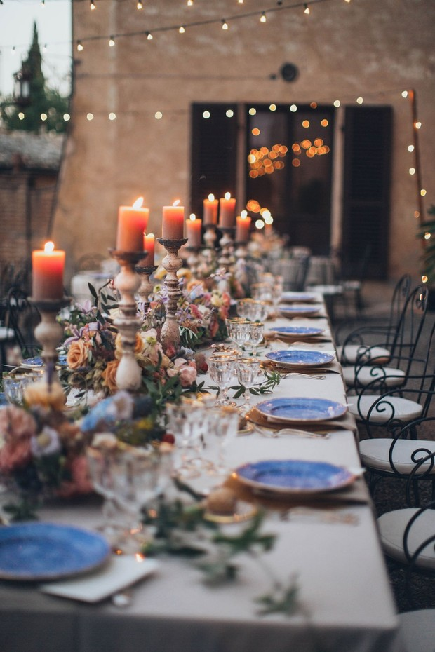 This Planner Is a Pro at Designing Dream-Worthy Italian Weddings