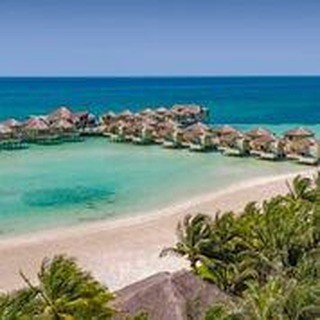 You don't need to travel across the globe to stay in Overwater Bungalows. At El Dorado Maroma in Riviera Maya, Mexico, enjoy glass