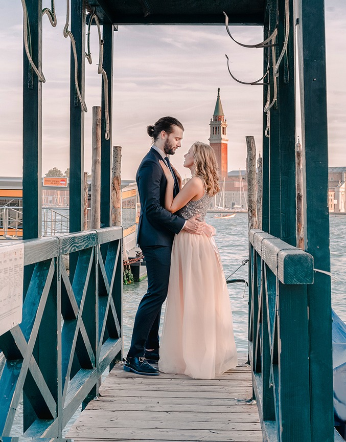 Destination Weddings - Venice, Italy