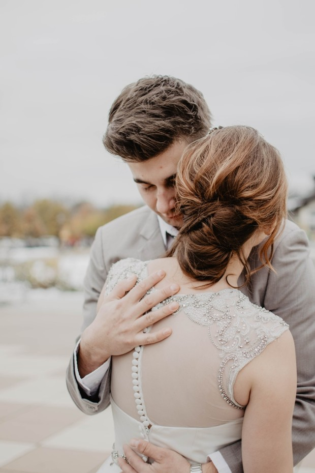 What Not to Stress About When It Comes to Your Wedding