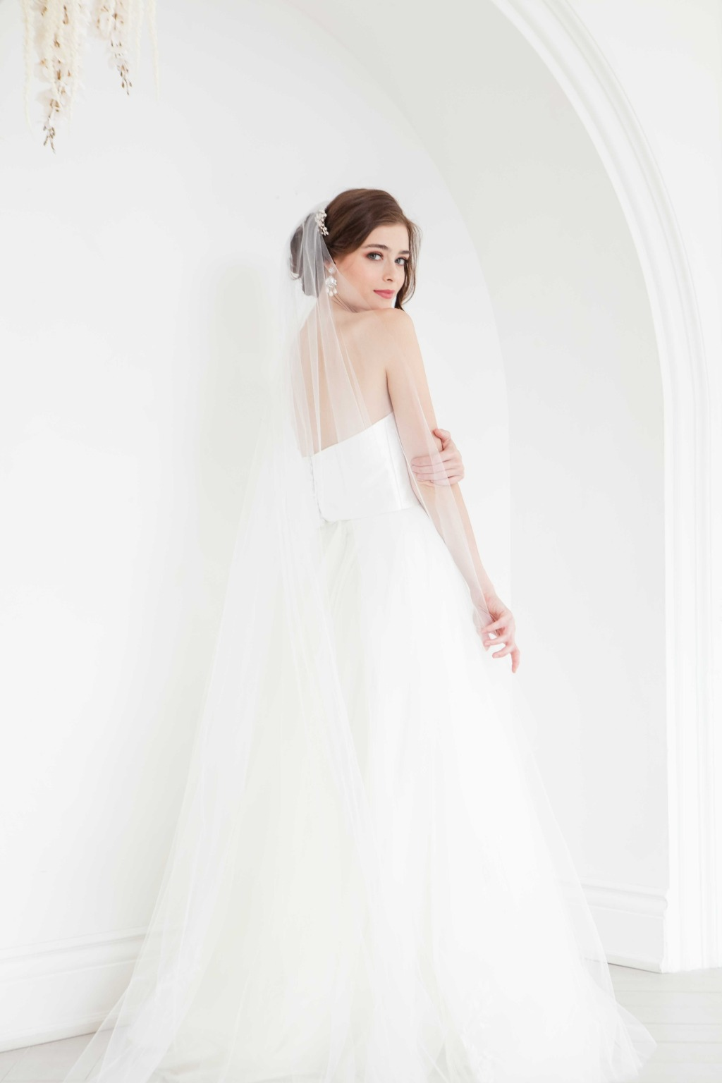 Click thru to get more wedding inspirations from Laura Jayne's 2020 collection.