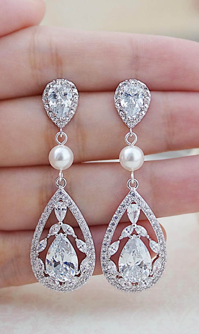 Inspiration Image from Earrings Nation
