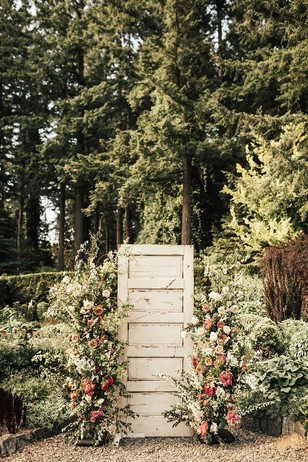 secret garden wedding ideas
