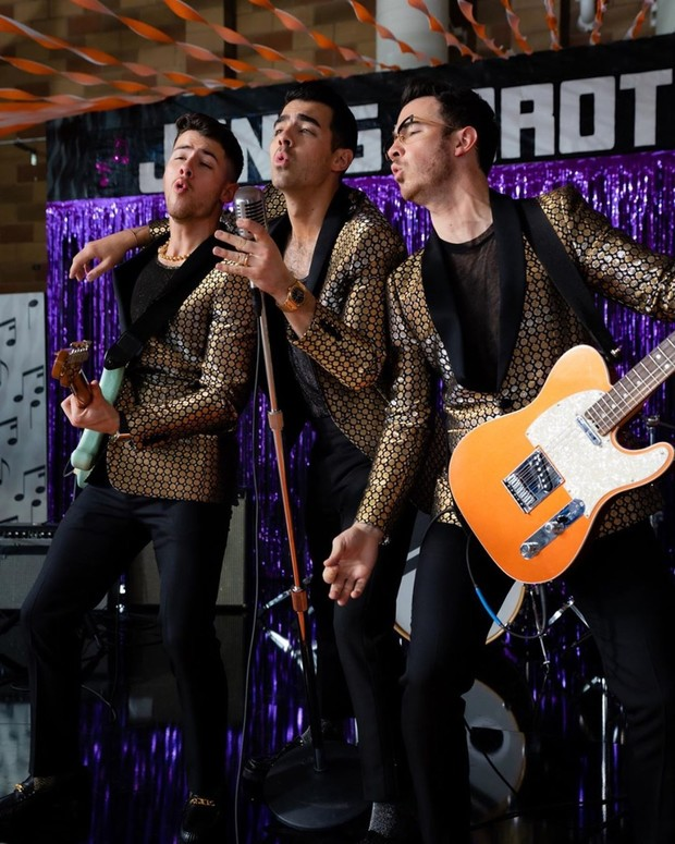 The Jonas Brothers Agree Couples Who Dance Together, Stay Together