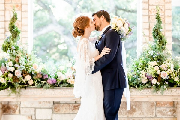 Romantic French Country Inspired Wedding in the Heart of the Texas