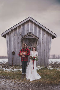 Winter Barn Wedding Tips