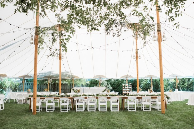 5 Things to Keep In Mind for a Killer Outdoor Wedding
