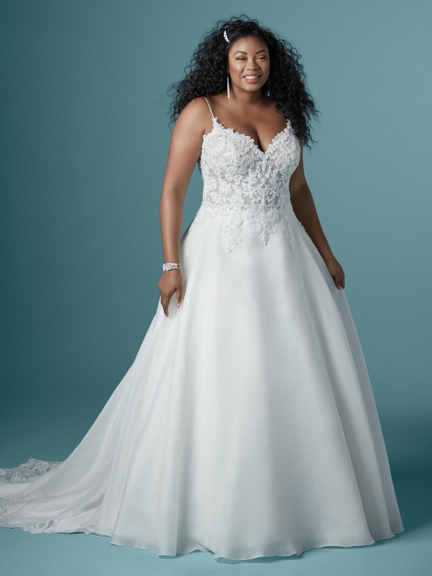 Dress for Your Body With Something Major from Maggie Sottero