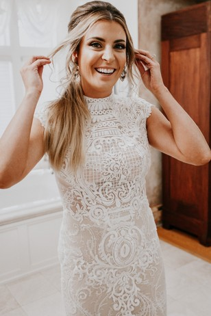 wedding ready bride