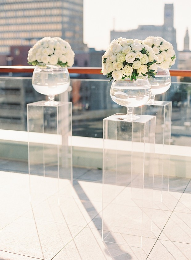 Rooftop Wedding Dreams in Jackson Mississippi