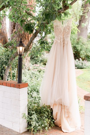 bridal style for your garden summer wedding