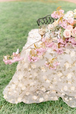 Butterfly Fairytale Styled Shoot at The French Estate