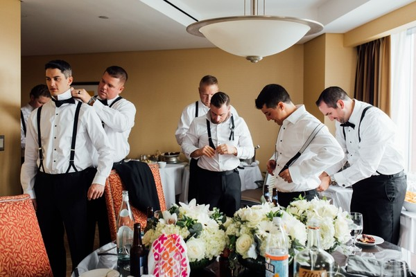 This Traditional Yet Modern Wedding Is A Party To Remember