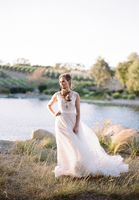 Romantic Wine Country Wedding