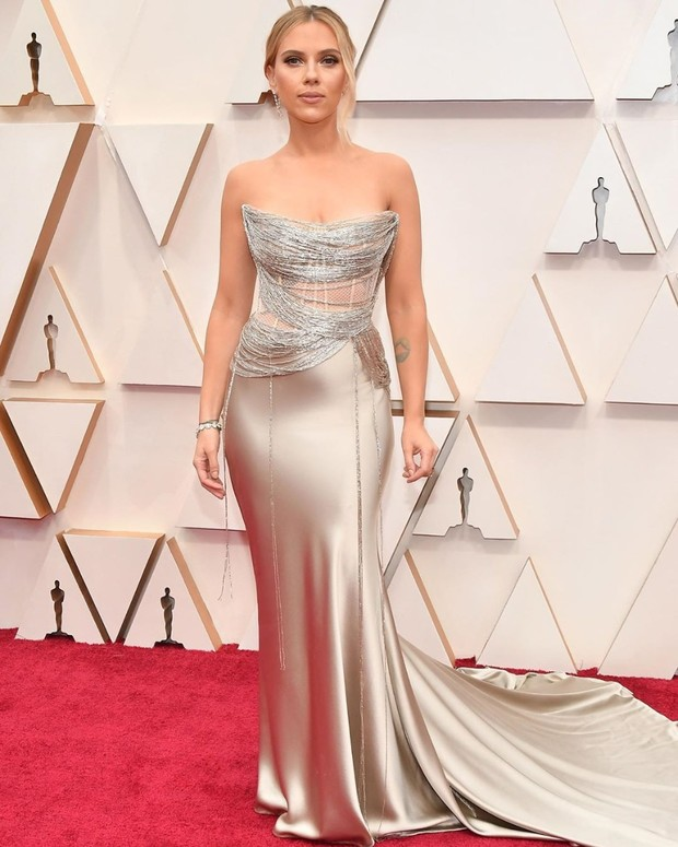The Most Bride-Worthy Looks of the 2020 Oscars Red Carpet