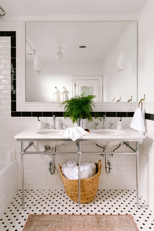 Luxe Bathroom Ideas
