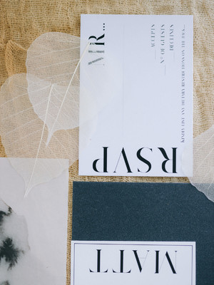 This Modern Harvest Wedding Inspiration Is Gorgeous