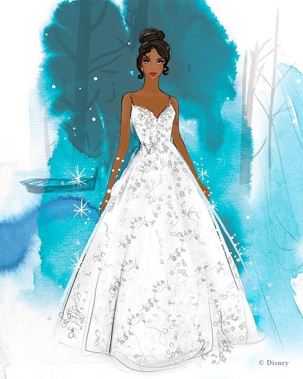 New Disney Princess Wedding Dresses Are Coming In Hot This Spring