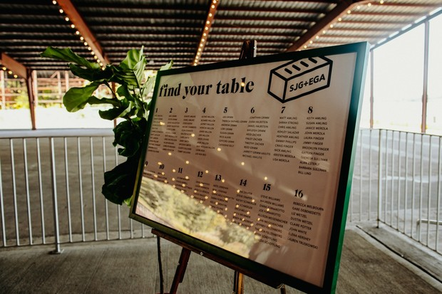 find your table seating chart