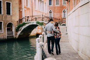 Honeymoon in Venice Italy