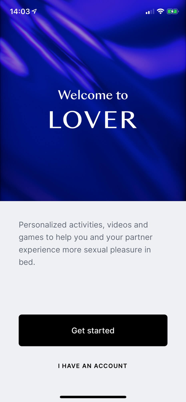 New Lover App Is Lubed Up and Ready to Be Your Bedroom Breakthrough
