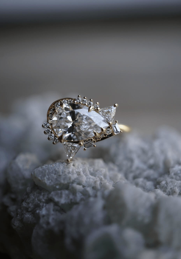 5 Rings We Love from Nikki Reed's Luxe Jewelry Brand BaYou With Love