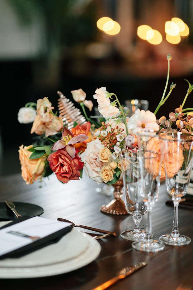table decor ideas for wedding