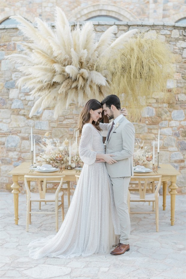 wedding inspiration from Greece