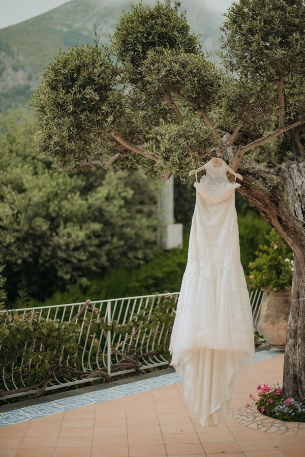 wedding dress for your wedding in Italy