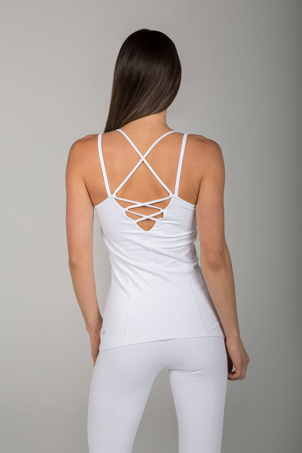 This New Yoga Collection Was Made for the Mindful Bride-to-Be