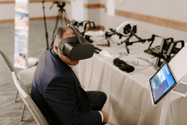VR for your wedding day