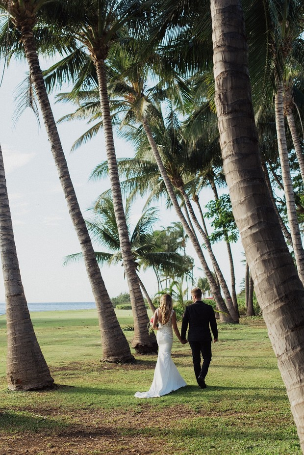 Olowalu Plantation House Wedding in Maui