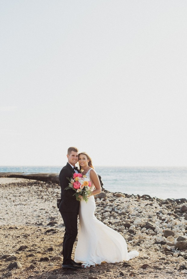 romantic Maui wedding