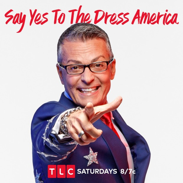 Say Yes to the Dress America Shows Us Brides from Sea to Shining Sea
